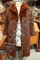 Russian sable coat