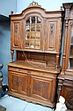 Antique French Louis XVI two piece buffet