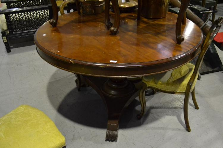 Big Antique Australian Colonial Barossa Cedar Dining Table  : H3607 L101569866 from 50han.com size 750 x 500 jpeg 47kB