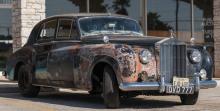 1957 ROLLS-ROYCE SILVER CLOUD RHD