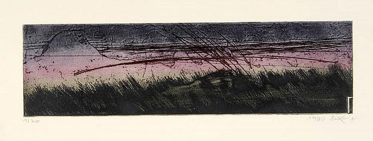 Horst Becking; Ohne Titel, 1980