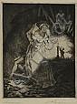 Rudolf Wiegmann, 'Liebesgruppe', ca. 1860 (group of lovers)
