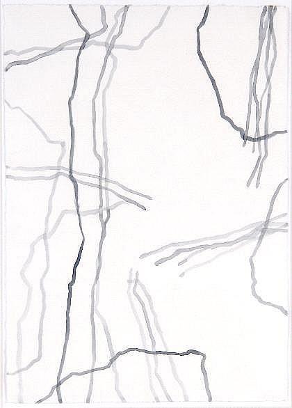 Noel, Martin 'n.y.', 2000 Aquarell auf Karton.