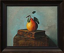 John Whalley  (1954-)  - Golden Pear