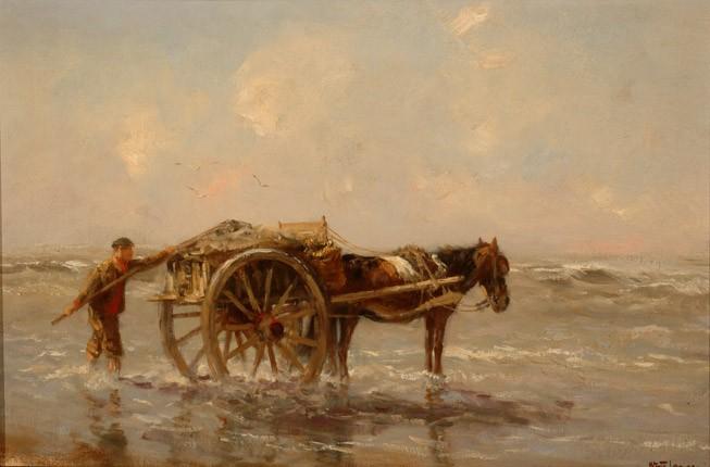 Willem G.F. Jansen 1871-1949 Dutch