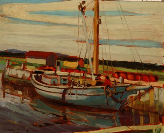 Anthony Law 1916-1996 NSSA