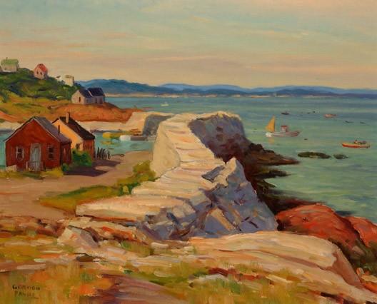 Gordon Payne 1891-1983 OSA NSSA