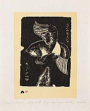 Kiugak (Kiawak) Ashoona (1933-) m.