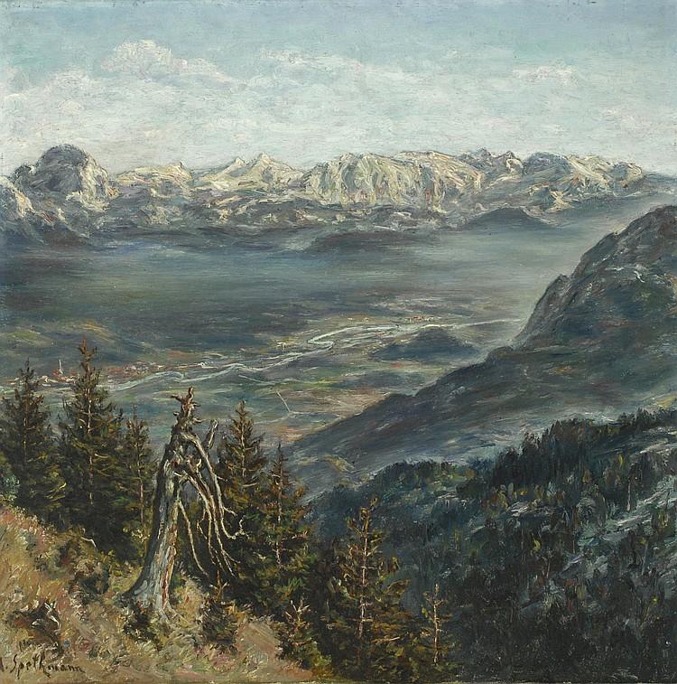 ALBERT SPETHMANN (1894-1986 German)