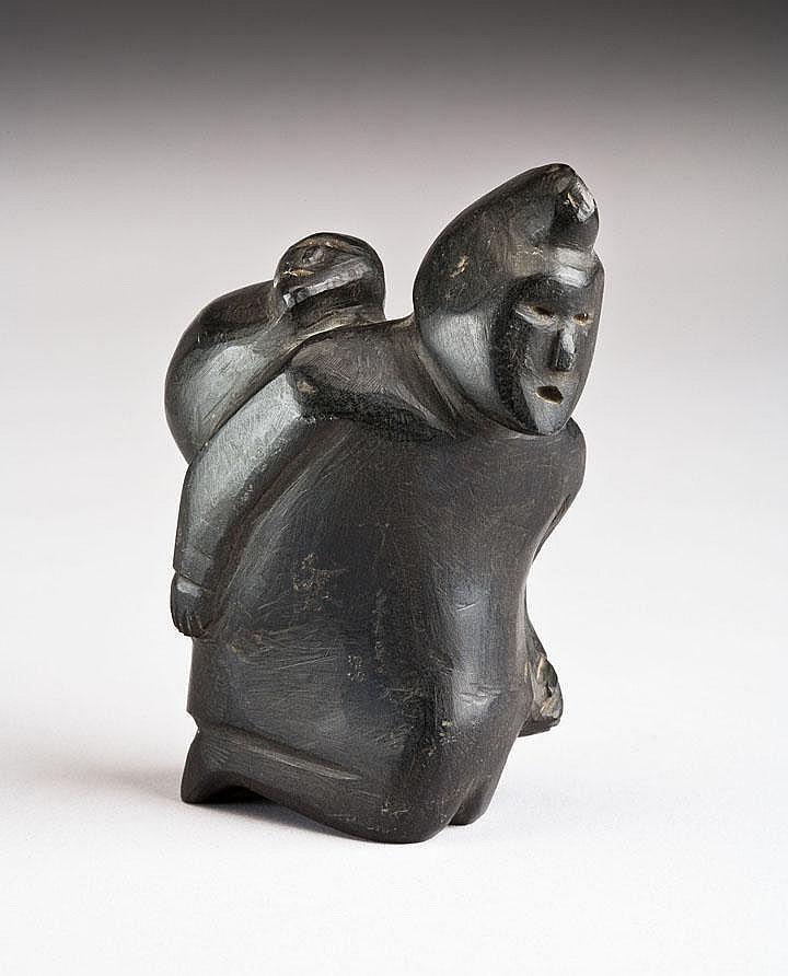 YAHA ANGNAYUINAK (1907-1980) m., ARVIAT