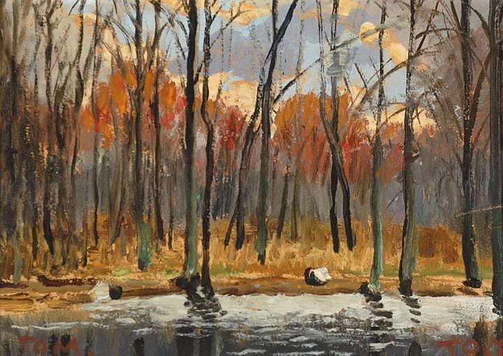 Thomas Herbert (Tom) Hall - 1885-1972