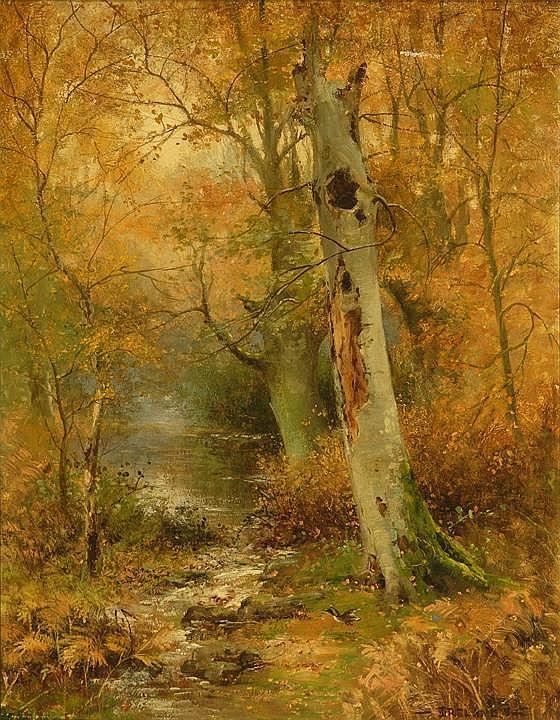 Thomas Tayler Ireland - Active 1884-1921 British