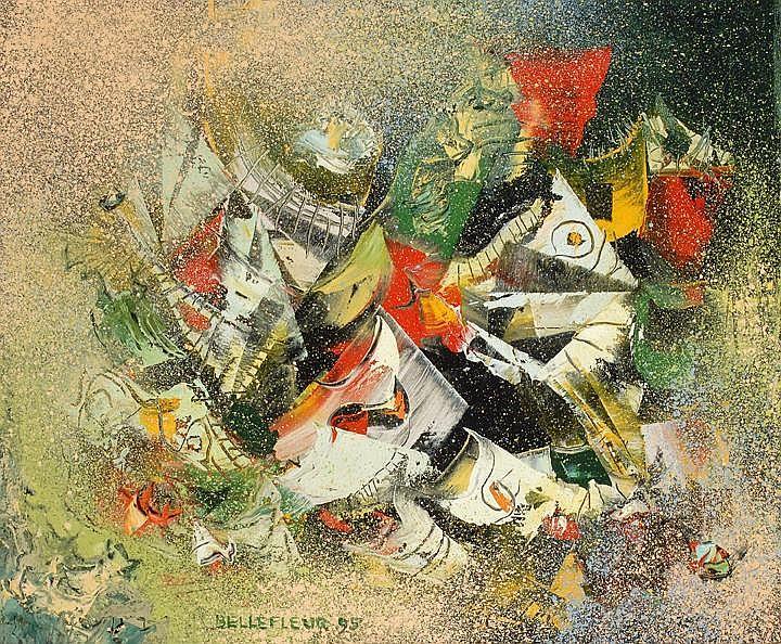 Leon Bellefleur Born 1910 RCA