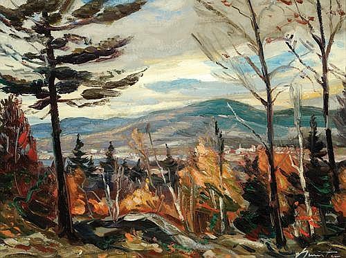 Painting by Joseph Giunta