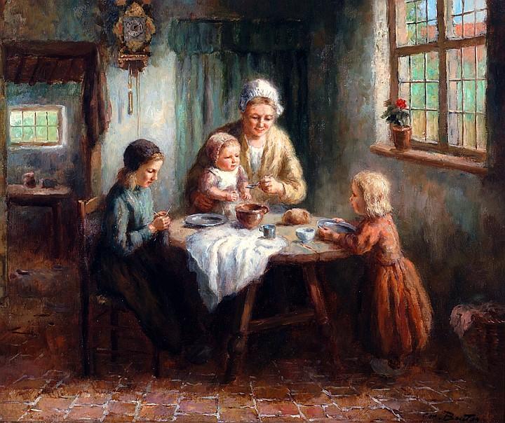 Cornelis Bouter 1888-1966 Dutch