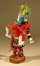 Native American Kachina Doll - Navajo, circa 1970's
