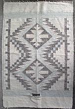 Native American Woven Rug - Navajo