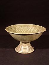 15th C. Footed Sawankhaloke  Bowl