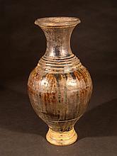 15th C. Jayavarman Style Storage Jar
