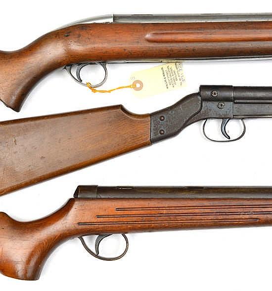 Manufacturing Dates for BSA Air Rifles