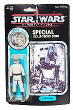 A scarce Kenner 1984 Star Wars Last 17 figure. A P