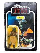 A Palitoy Star Wars Return of the Jedi Klaatu. Ori