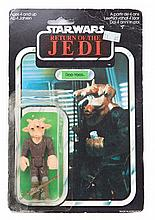 A Palitoy Star Wars Return of the Jedi Ree-Yees. O