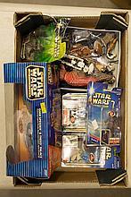A quantity of Star Wars 3.75