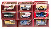 40 Matchbox Yesteryear in maroon boxes. 9x Ford Mo