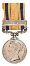 S. Africa 1877-79,  clasp 1879 ?14653 Sapper J Harris RE). VF Recipient ser