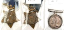 Egypt 1882, no clasp (3683 Pte F Shepherd 12th C, C&T.C) NVF, riband rod lo