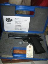 "A .177"" Colt Government 1911 A1 CO2 pistol,  number F7396157, made under li"