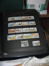 Another lot of stamps and First Day covers, including folders of Isle of Ma