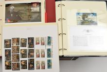 A large quantity of world stamps and First Day covers, including British Co