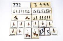 Victorian Toy Soldiers part sets etc. Note: some of the following have eith