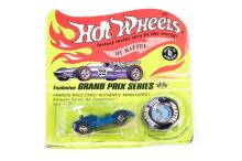 A scarce 1969 issue Mattel HotWheels 'Exclusive Grand Prix Series Chaparral