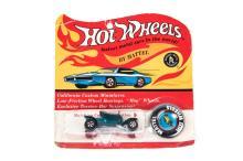 A scarce 1969 issue Mattel HotWheels 'Californian Custom Miniatures' Hot He