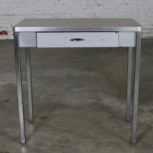 Art Deco Streamline Moderne Machine Age Desk by Walter Dorwin Teague for Texaco