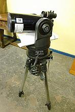 MEADE ETX90EC ASTRAL TELESCOPE ON TELESCOPIC
