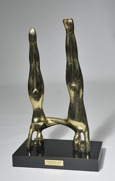 Clivia Calder Morrison Bronze