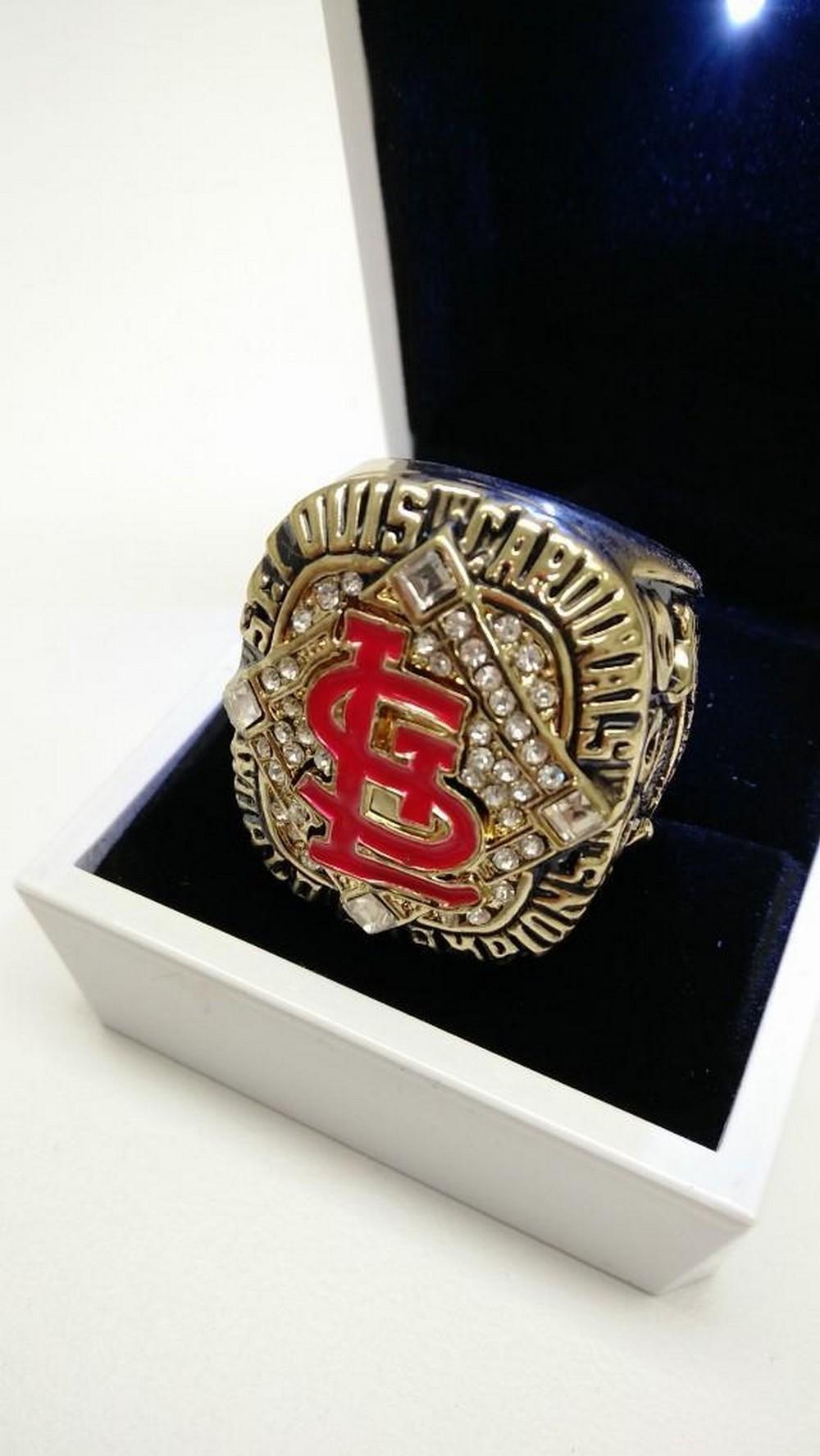 St. Louis Cardinals 2006 Championship Ring