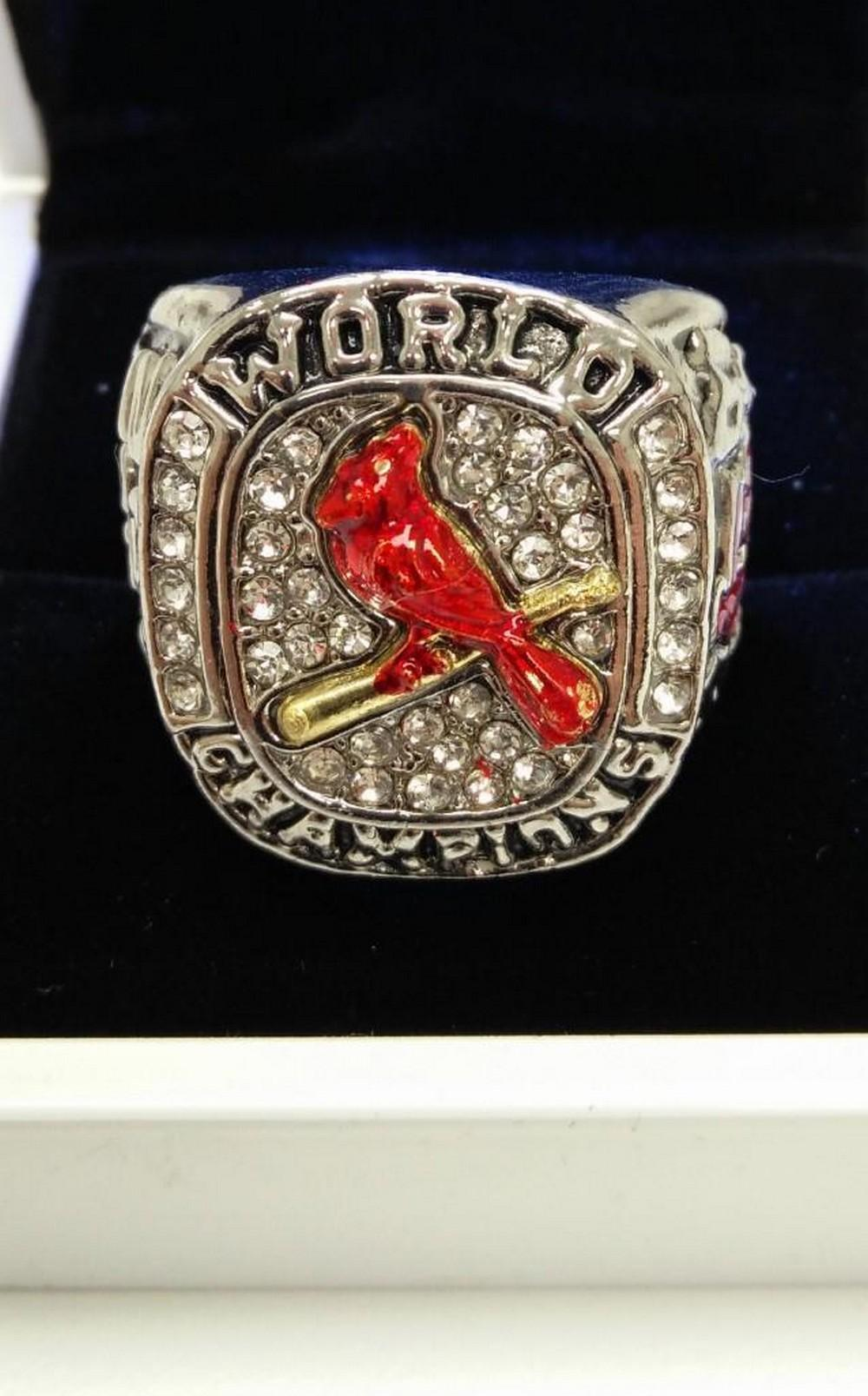 St. Louis Cardinals 2011 Championship Ring