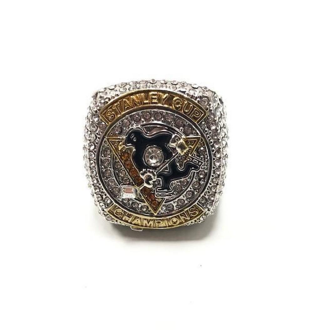 2016 Pittsburgh Penguins Stanley Cup Championship Inspired Ring