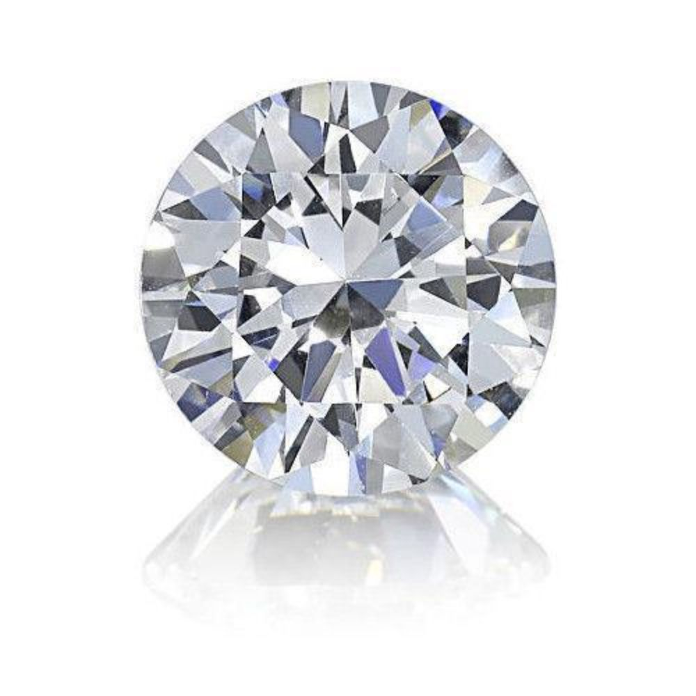 Natural Loose Brilliant Cut Diamond-1.8mm - I1 Clarity - J Color