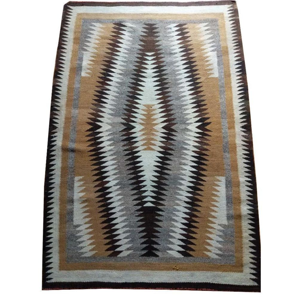 Very Fine Native American Navaho rug - 3' x 5'