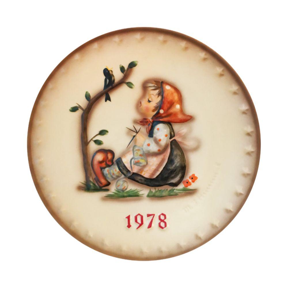 1978 Hummel Plate