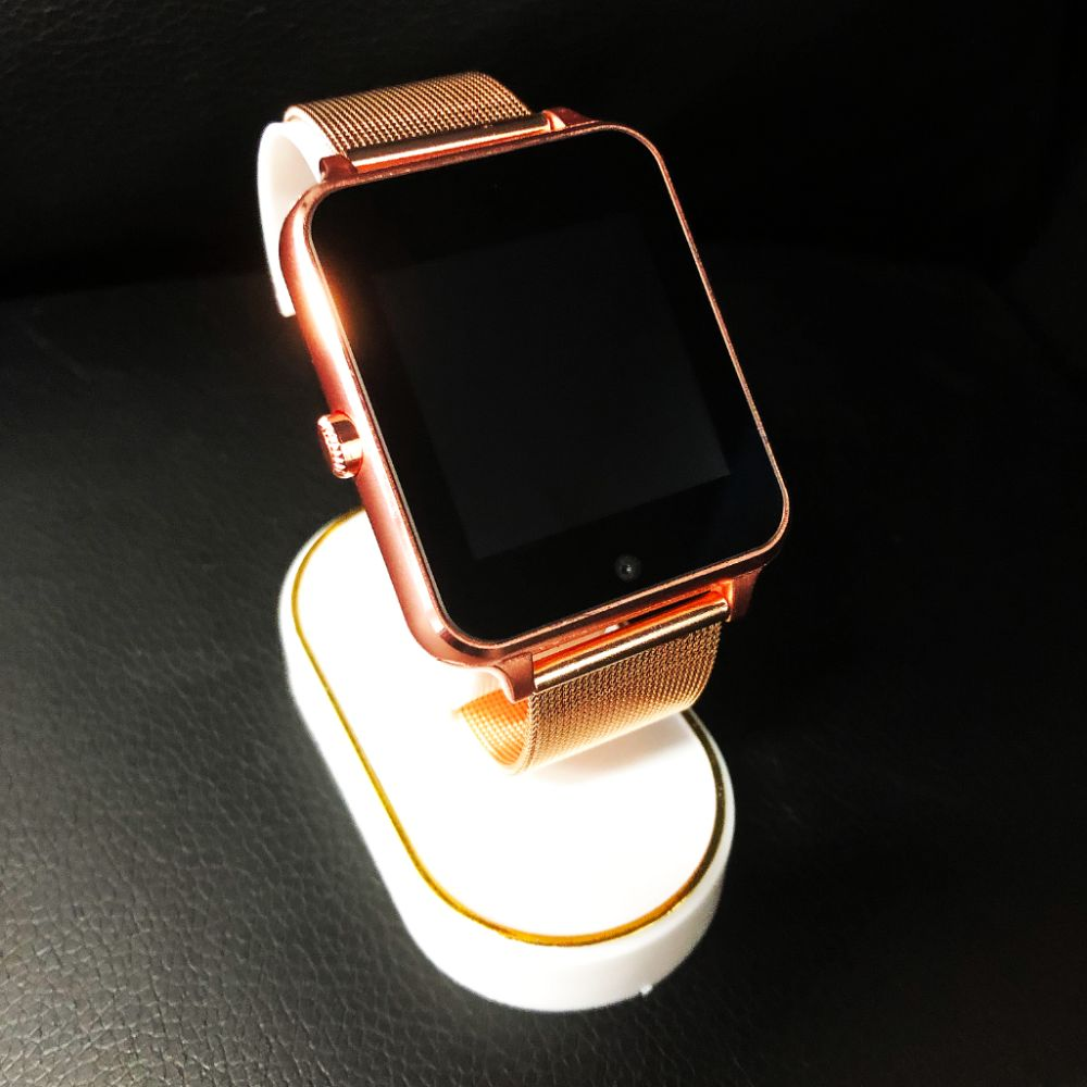 New In Box Rose AI Smart Watch Device With Charger