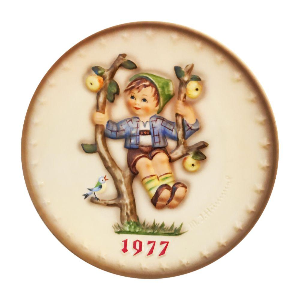 1977 Hummel Plate