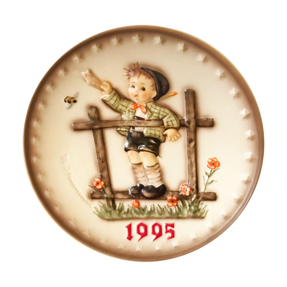 1995 Hummel Plate