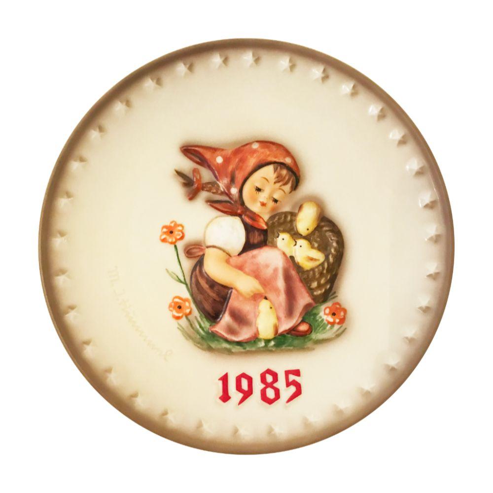 1985 Hummel Plate